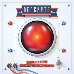 Decrypto: AI Serial – Rob Daviau 01