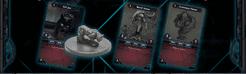 Deep Madness: Evil Jon & Statues Card Pack