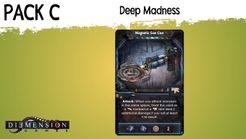 Deep Madness: Magnetic Saw Gun Promo Card