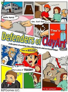 Defenders of ClayArt