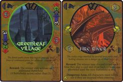 Defenders of the Realm: Battlefields – Greenleaf Village and Fire River