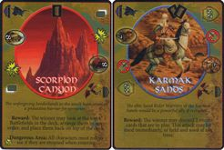 Defenders of the Realm: Battlefields – Scorpion Canyon and Karmak Sands
