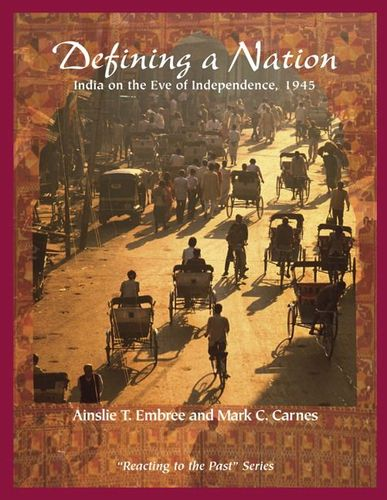 Defining a Nation: India on the Eve of Independence, 1945