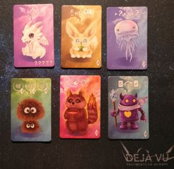 Deja Vu: Fragments of Memory – Cosmic Companions