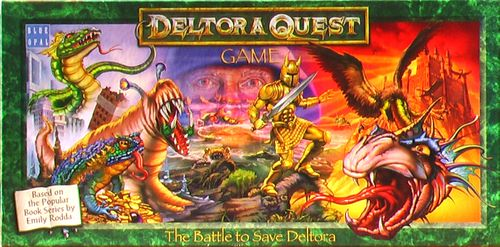 Deltora Quest Game: the Battle to Save Deltora