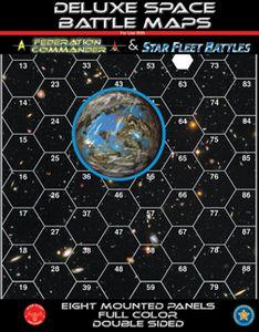 Deluxe Space Battle Maps