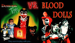Demonic Toys vs. Blood Dolls Game:  Battle of the Tiny Terrors