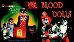 Demonic Toys vs. Blood Dolls Game:  Battle of the Tiny Terrors
