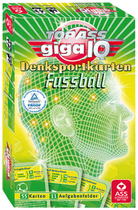 Denksportkarten Fussball