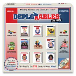 Deplorables The Game