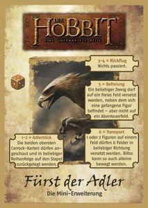 Der Hobbit: Eine unerwartete Reise: Fürst der Adler – Die Mini-Erweiterung