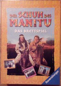 Der Schuh des Manitu: Das Brettspiel