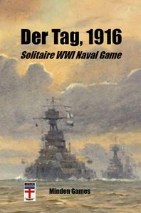 Der Tag, 1916: Solitaire WW1 Naval Game