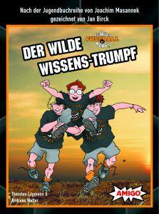 Der Wilde Wissens-Trumpf