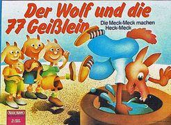 Der Wolf und die 77 Geißlein