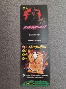 Deranged: Monstrumologist & Expurgation Promo Cards