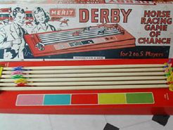 Derby Horse Racing Game Of Chance