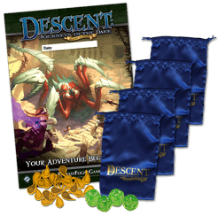 Descent: Journeys in the Dark (Second Edition) – Fall 2014 Game Night Kit