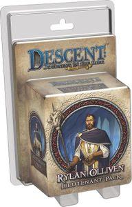 Descent: Journeys in the Dark (Second Edition) – Rylan Olliven Lieutenant Pack