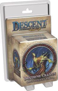 Descent: Journeys in the Dark (Second Edition) – Tristayne Olliven Lieutenant Pack