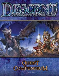 Descent: Journeys in the Dark – Quest Compendium – Volume One