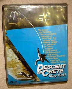 Descent on Crete: May 1941