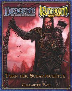 Descent / Runebound / Runewars: Tobin Farslayer