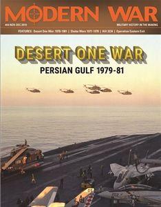 Desert One War: US in the Persian Gulf, 1979-81