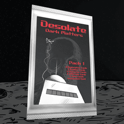 Desolate: Dark Matters Pack 1