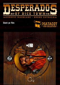 Desperados of Dice Town: Tuco Promo Character