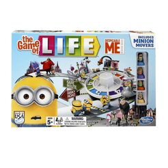 Despicable Me Game of Life