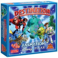 Destination Animation