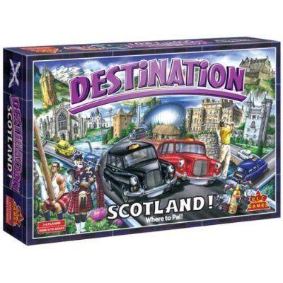 Destination Scotland