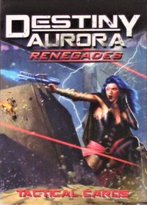 Destiny Aurora: Renegades – Tactical Cards