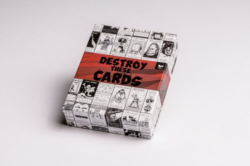 Destroy These Cards