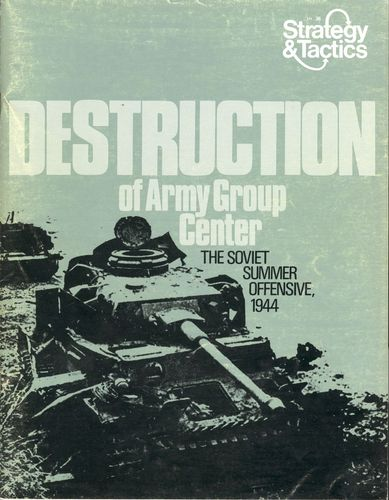 Destruction of Army Group Center