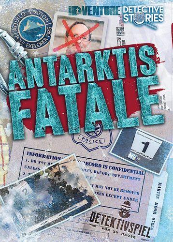 Detective Stories: Fall 2 – Antarktis Fatale