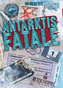 Detective Stories: Fall 2 – Antarktis Fatale