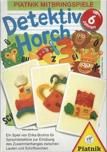 Detektiv Horch