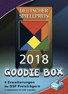 Deutscher Spielepreis 2018 Goodie Box