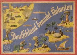 Deutschland braucht Kolonien