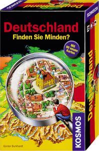 Deutschland: Finden Sie Minden? Pocket Edition