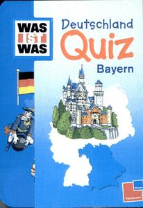 Deutschland-Quiz: Bayern