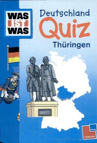Deutschland-Quiz: Thüringen