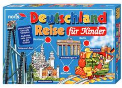 Deutschland  Reise für Kinder
