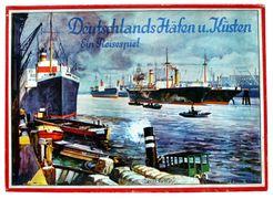 Deutschlands Häfen u. Küsten: Ein Reisespiel