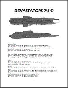 Devastators 2500