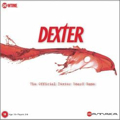 Dexter: The Official Board Game