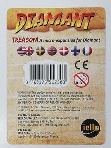 Diamant: Treason! Expansion