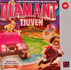 Diamanttjuven